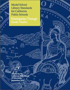 model school library standards